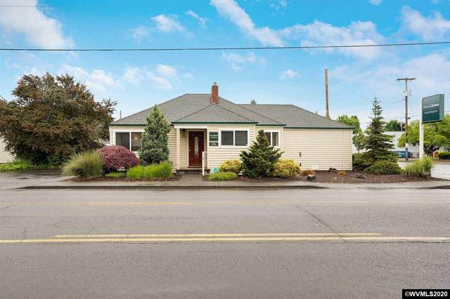 410 N 1st, Stayton, OR 97383 (MLS #764142) :: Coho Realty