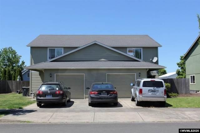 866 S 9th (& 868), Harrisburg, OR 97446 (MLS #764154) :: Hildebrand Real Estate Group