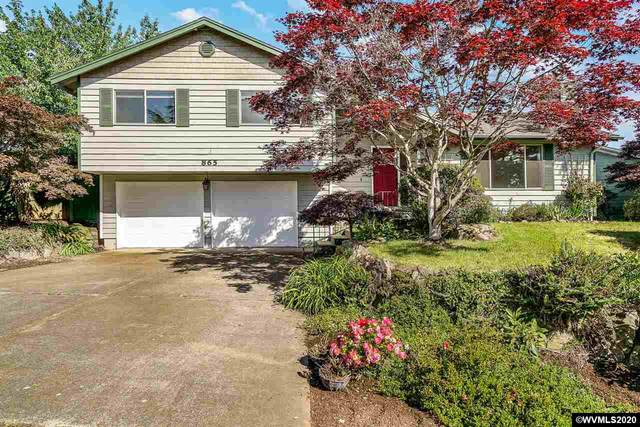 865 Melissa St SE, Salem, OR 97306 (MLS #764176) :: Sue Long Realty Group