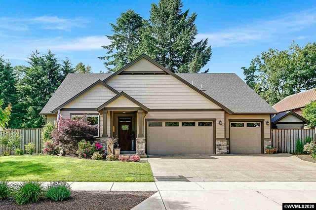 1160 E Burnett St, Stayton, OR 97383 (MLS #764187) :: Hildebrand Real Estate Group