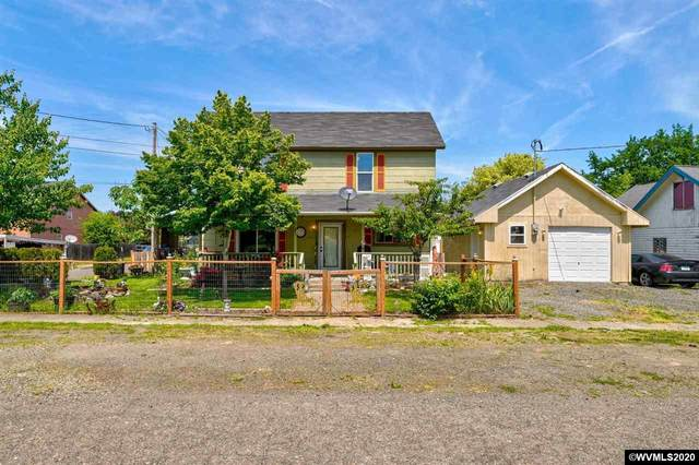 241 W Johnson St, Carlton, OR 97111 (MLS #764231) :: Sue Long Realty Group