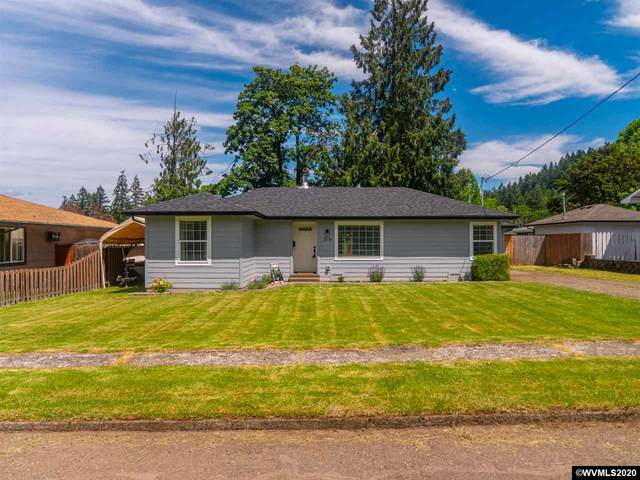 319 8th Av, Sweet Home, OR 97386 (MLS #764244) :: Gregory Home Team