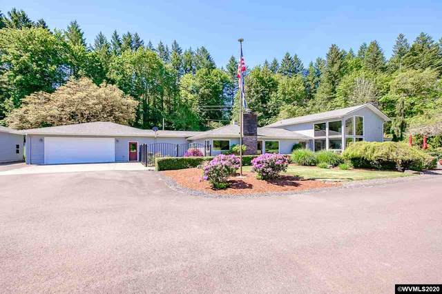 40151 Mad Creek Rd, Gates, OR 97346 (MLS #764267) :: Hildebrand Real Estate Group