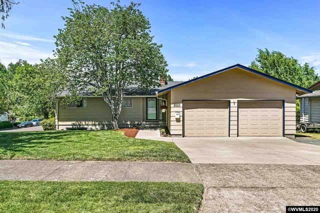 2823 NW Elmwood Dr, Corvallis, OR 97330 (MLS #764329) :: Gregory Home Team