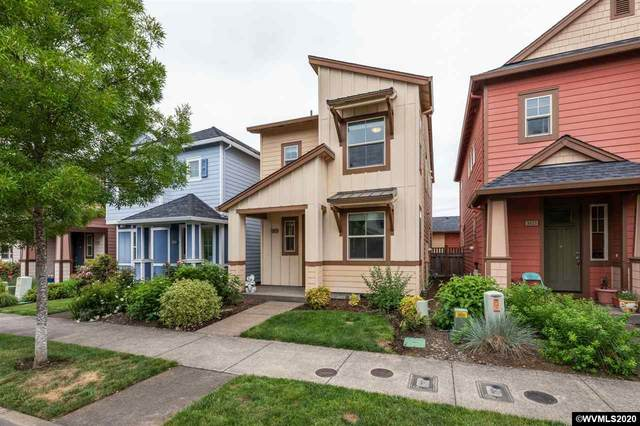 3093 SE Everglade St, Corvallis, OR 97333 (MLS #764380) :: Gregory Home Team