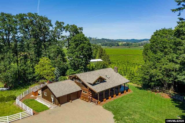 17906 NW Rockyford Rd, Yamhill, OR 97148 (MLS #764382) :: Hildebrand Real Estate Group