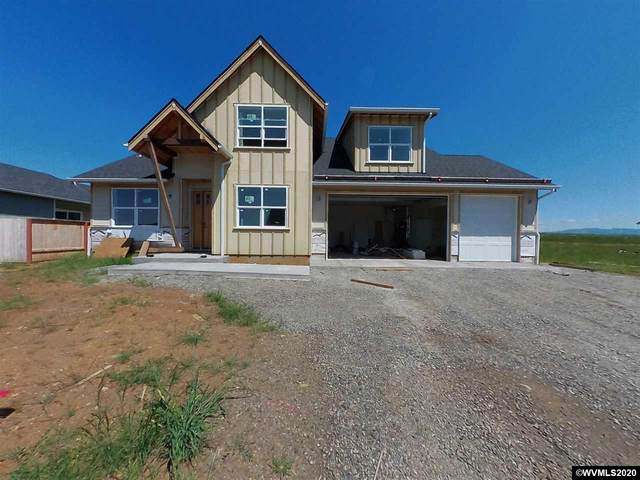 466 SE Palomino St, Sublimity, OR 97385 (MLS #764402) :: Gregory Home Team
