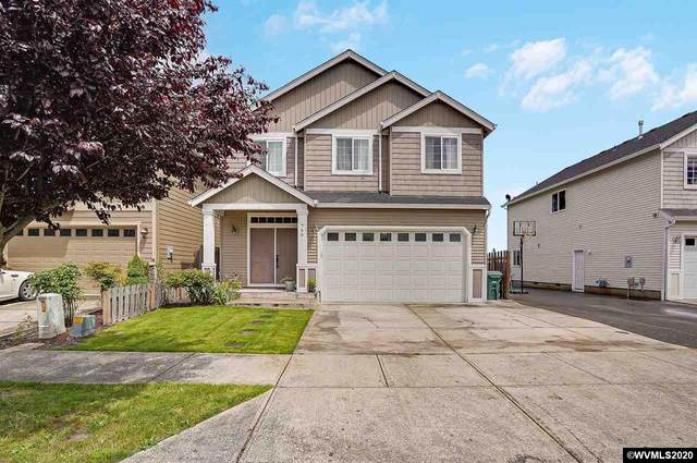 799 Morning Glory Dr, Independence, OR 97351 (MLS #764405) :: Sue Long Realty Group