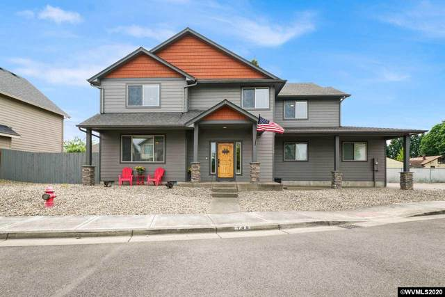 788 Harbour Ln NE, Keizer, OR 97303 (MLS #764414) :: Sue Long Realty Group