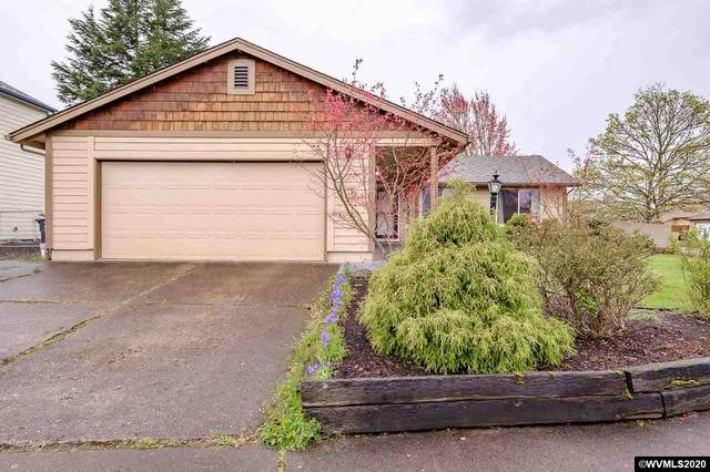 4018 Evergreen St SE, Albany, OR 97322 (MLS #764416) :: Kish Realty Group