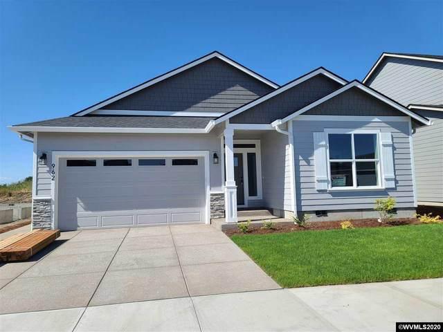 962 Chestnut St, Independence, OR 97351 (MLS #764424) :: Song Real Estate