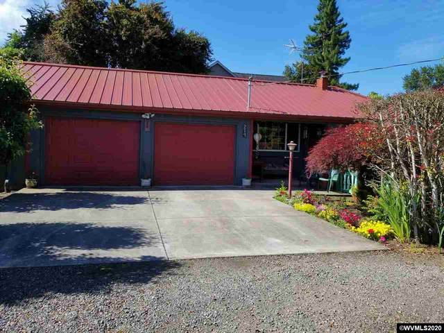 214 Greenwood Dr, Jefferson, OR 97352 (MLS #764445) :: Gregory Home Team