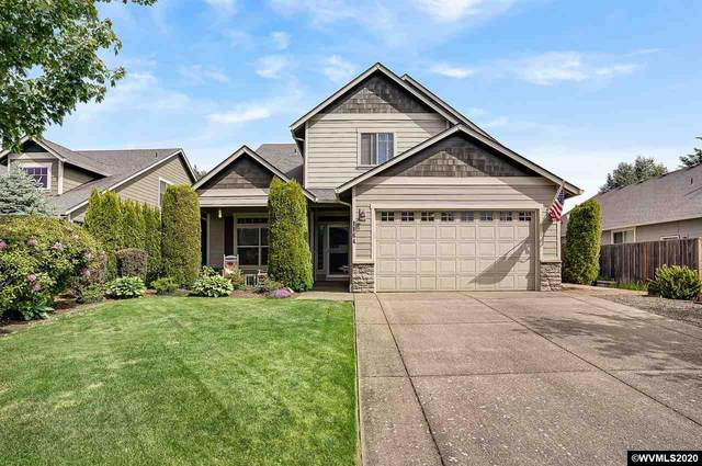 1164 SW Sequoia Ln, Dallas, OR 97338 (MLS #764456) :: Song Real Estate