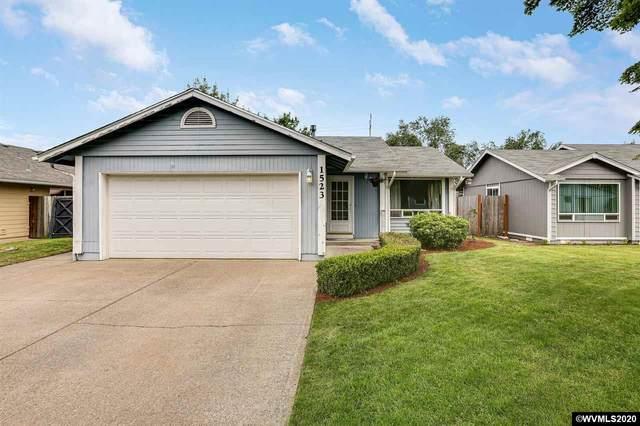 1523 Melissa Ct, Stayton, OR 97383 (MLS #764458) :: Hildebrand Real Estate Group