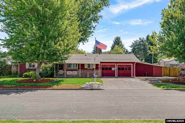 3025 Pine St SE, Albany, OR 97322 (MLS #764470) :: Song Real Estate