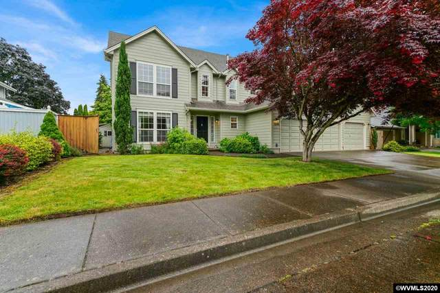 1268 Morse Ln SW, Albany, OR 97321 (MLS #764551) :: Sue Long Realty Group