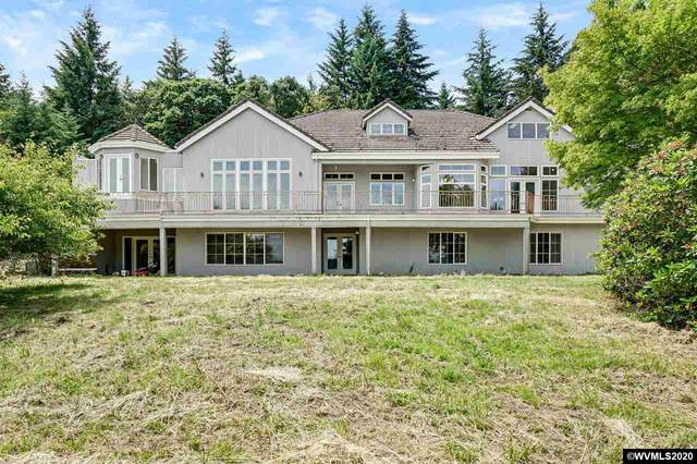 26710 Alpine Cut Off Rd, Monroe, OR 97456 (MLS #764553) :: Sue Long Realty Group