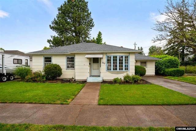705 11th Av, Albany, OR 97322 (MLS #764567) :: Gregory Home Team