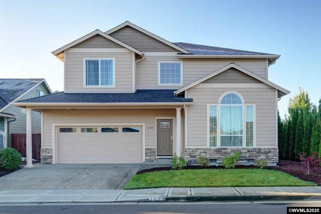 1120 Harbour Ln NE, Keizer, OR 97303 (MLS #764575) :: Sue Long Realty Group