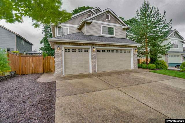 2693 Oak Ridge St NW, Albany, OR 97321 (MLS #764580) :: Song Real Estate