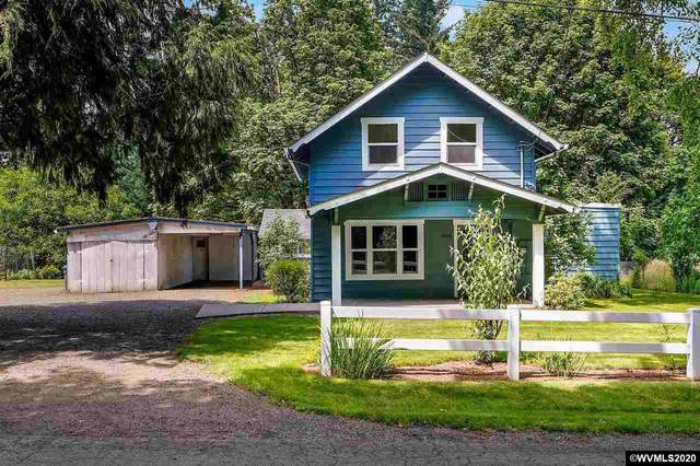 940 Parry Rd, Falls City, OR 97344 (MLS #764616) :: Gregory Home Team