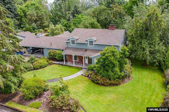 146 Cloverdale Dr NE, Albany, OR 97321 (MLS #764694) :: Song Real Estate
