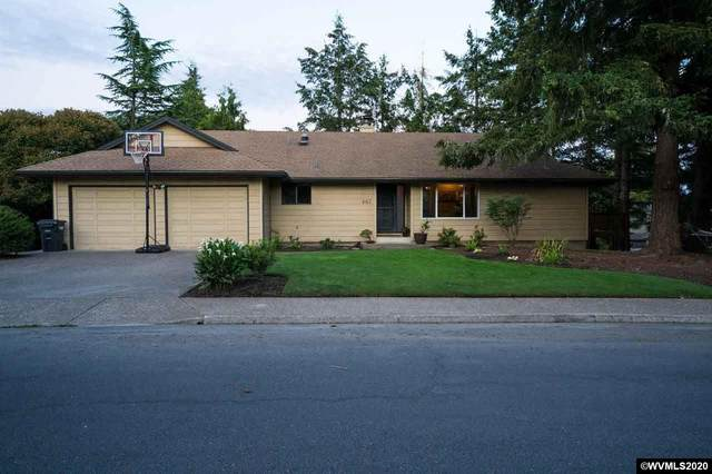 487 Walnut Dr S, Monmouth, OR 97361 (MLS #764782) :: Sue Long Realty Group