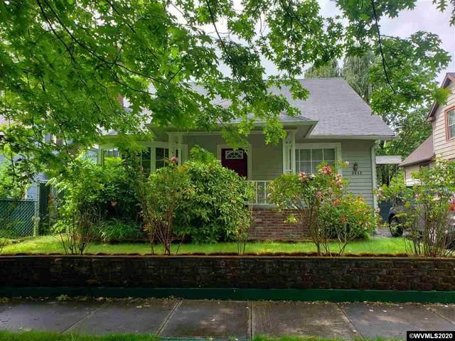 2045 Maple Av NE, Salem, OR 97301 (MLS #764986) :: Sue Long Realty Group