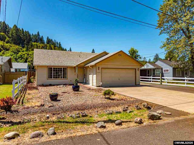 1639 Dogwood St, Sweet Home, OR 97386 (MLS #765008) :: Gregory Home Team