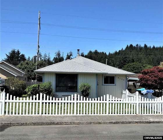2125 Fir Av, Reedsport, OR 97467 (MLS #765016) :: Sue Long Realty Group