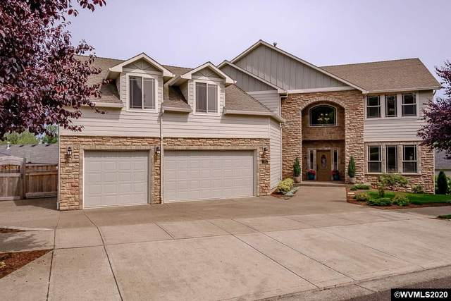 1350 Firefox St NW, Salem, OR 97304 (MLS #765027) :: Coho Realty