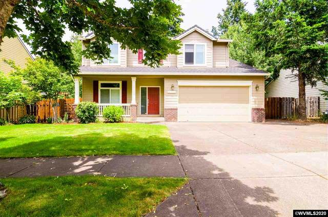 6123 SW Grand Oaks Dr, Corvallis, OR 97333 (MLS #765102) :: Sue Long Realty Group