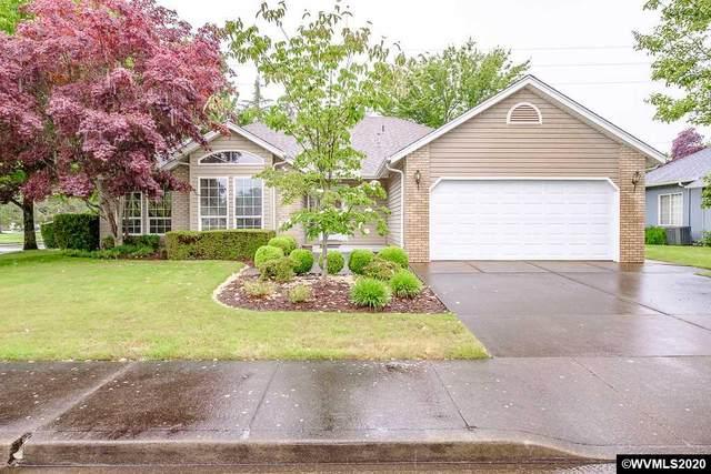 3109 18th Av SE, Albany, OR 97322 (MLS #765114) :: Song Real Estate