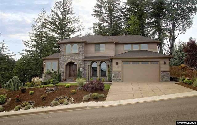 450 Augusta St SE, Salem, OR 97306 (MLS #765160) :: Gregory Home Team