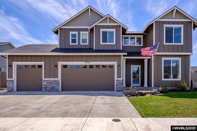 2392 Summit Dr NE, Albany, OR 97321 (MLS #765183) :: Song Real Estate