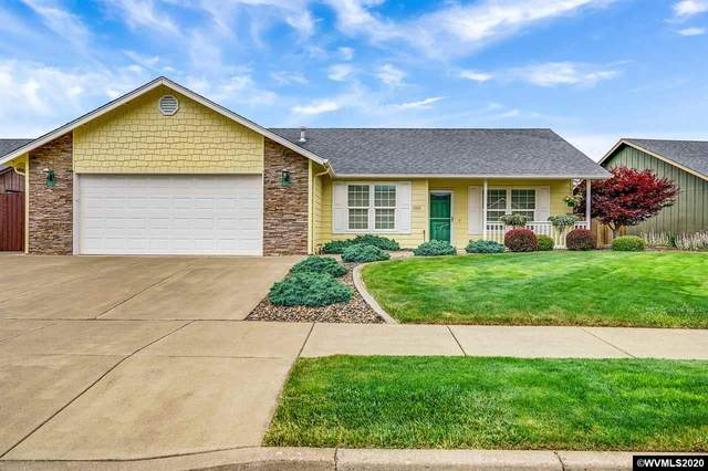 4950 Mimosa Cl, Sweet Home, OR 97386 (MLS #765338) :: Gregory Home Team