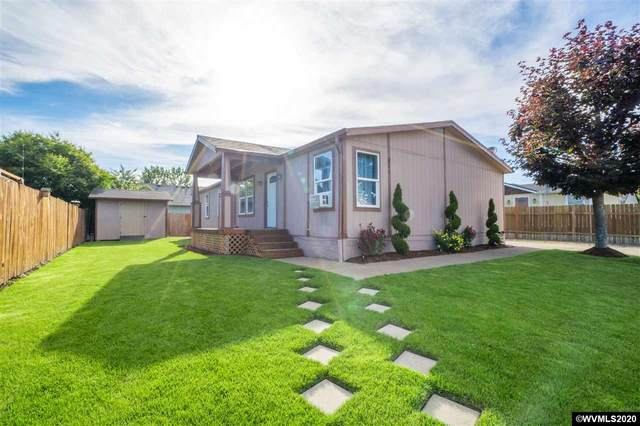 917 Mahan Lp, Gervais, OR 97026 (MLS #765406) :: Coho Realty