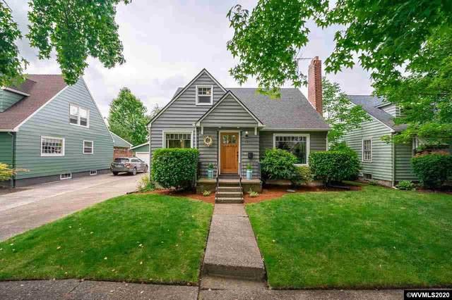 1475 16th St NE, Salem, OR 97301 (MLS #765407) :: Sue Long Realty Group