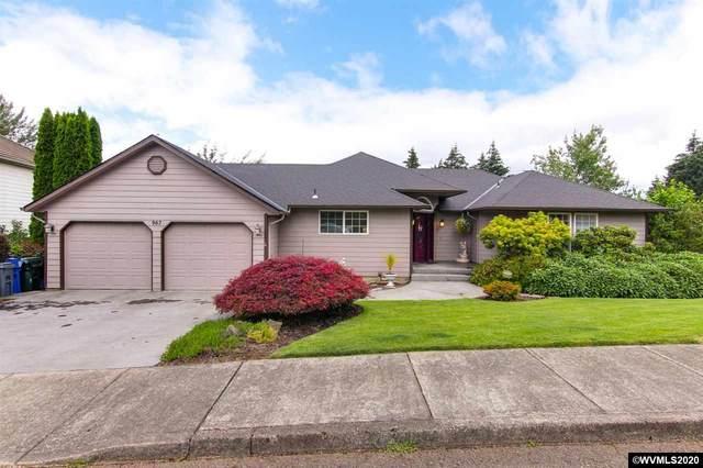 967 Sunmist Ct SE, Salem, OR 97306 (MLS #765436) :: Gregory Home Team
