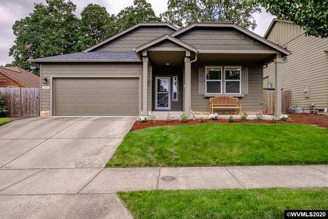 2668 Oak Ridge St NW, Albany, OR 97321 (MLS #765443) :: Song Real Estate