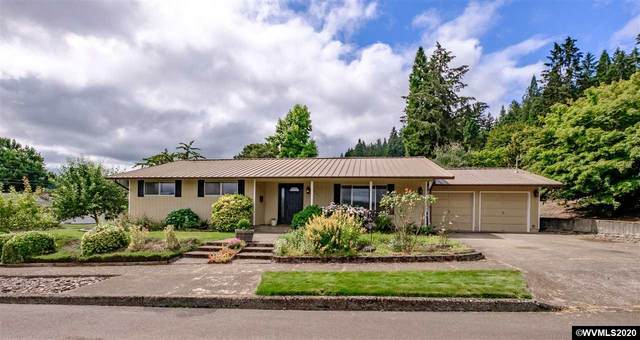225 Hawthorne St, Sweet Home, OR 97386 (MLS #765454) :: Song Real Estate