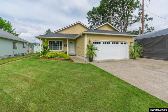 3012 East View Ln, Lebanon, OR 97355 (MLS #765494) :: Gregory Home Team