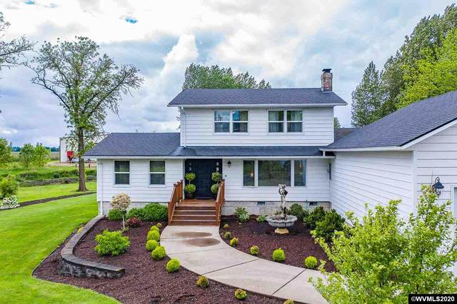 33950 Mcfarland Rd, Tangent, OR 97389 (MLS #765517) :: Gregory Home Team