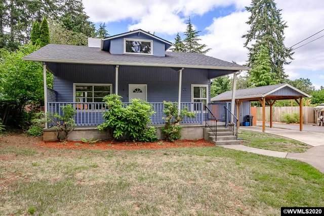 422 Salem Heights Av S, Salem, OR 97302 (MLS #765561) :: Sue Long Realty Group