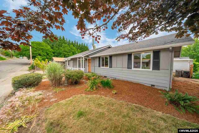 372 SW Church St, Dallas, OR 97338 (MLS #765659) :: Coho Realty