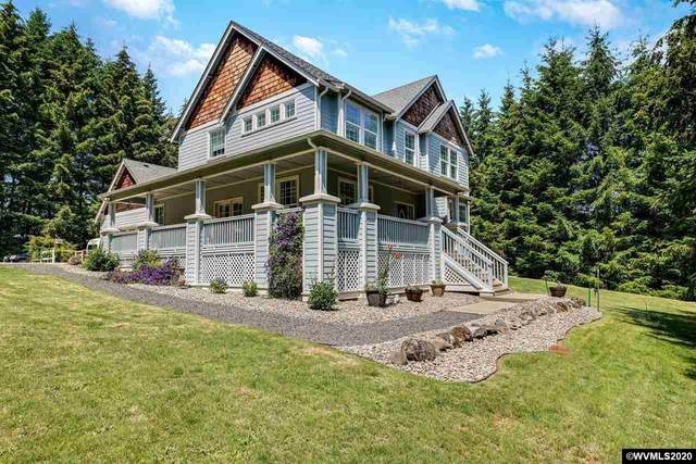 6030 Fern Hill Rd, Monmouth, OR 97361 (MLS #765746) :: Song Real Estate