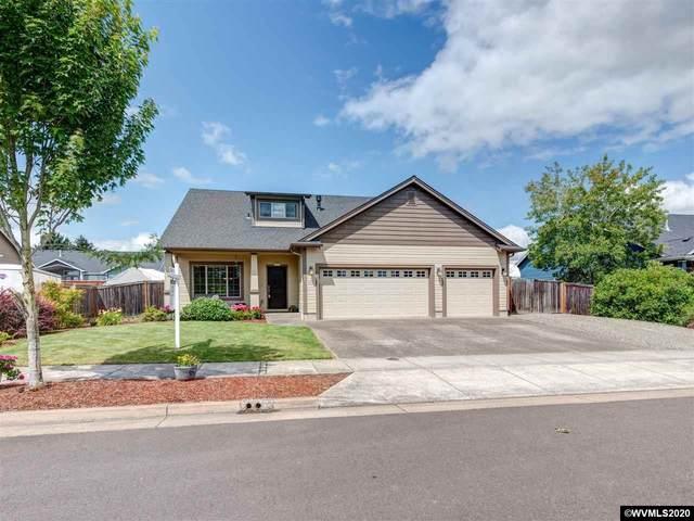 5134 Umpqua Ln NE, Albany, OR 97321 (MLS #765766) :: Song Real Estate