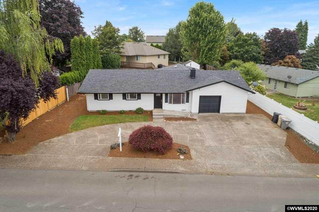 664 Orchard Dr, Dallas, OR 97338 (MLS #765769) :: Gregory Home Team