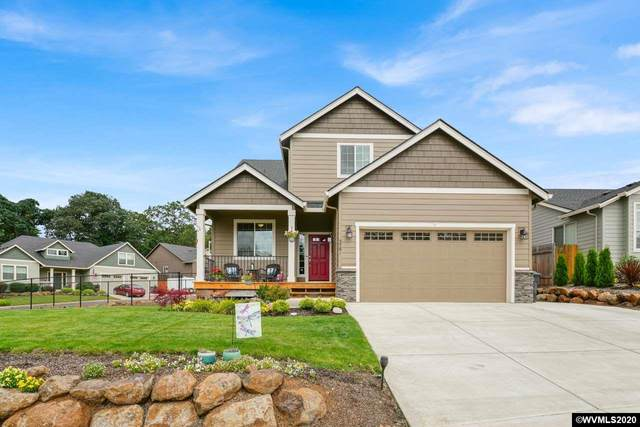 5761 Delaney Rd, Turner, OR 97392 (MLS #765799) :: Sue Long Realty Group