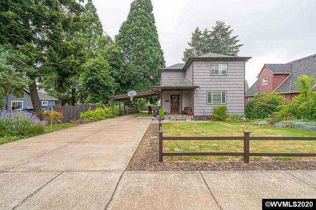 1350 SW Ellis St, Dallas, OR 97338 (MLS #765825) :: Coho Realty